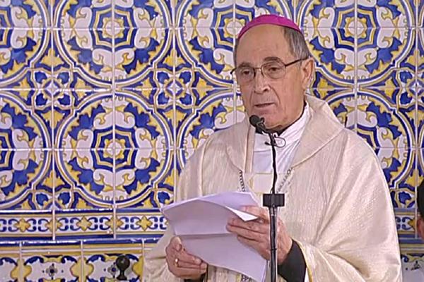 Antonino Eugénio Fernandes Dias,  natural da freguesia de Longos Vales  atual Bispo de Portalegre