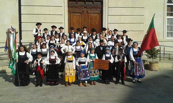 """Grupo Folclórico """"Amigos de Longos Vales"""""""