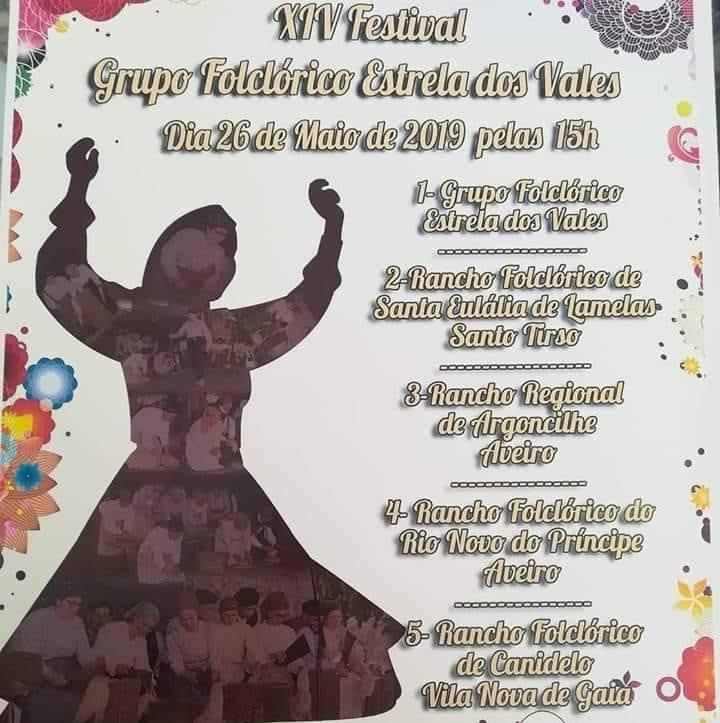 XIV Festival de Folclore - Grupo Folclórico Estrela dos Vales