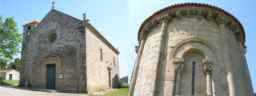 Mosteiro de São João Baptista de Longos Vales